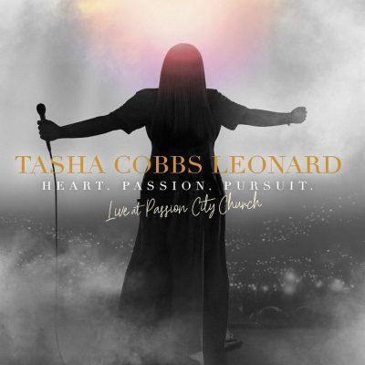 'Heart. Passion. Pursuit. (Live)' van Tasha Cobbs Leonard