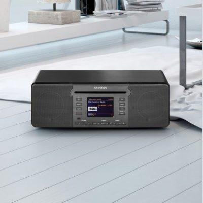 Sangean DDR-66BT digitale radio