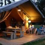 Safaritent Camping de Oldemeyer