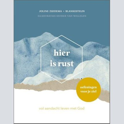 'Hier is rust' van Joline Zuidema