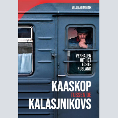'Kaaskop tussen de kalasjnikovs' van William Immink